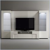 Rossetto Domino Home Theatre in Ivory