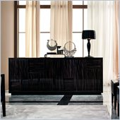 Rossetto Nightfly Buffet in Ebony