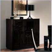 Rossetto Nightfly Bar Buffet in Ebony