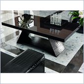 Rossetto Nightfly Coffee Table in Ebony