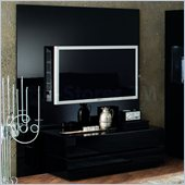 Rossetto Nightfly Back Boiserie For TV Unit