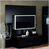Rossetto Nightfly TV Unit in Black