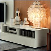 Rossetto Nightfly Open Base Unit in White