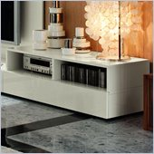 Rossetto Nightfly Flap Door Base Unit in White