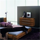 Rossetto Gap Dresser in Walnut