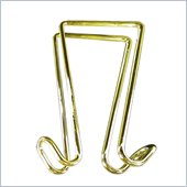 Artistic Double-Sided CoatClip Partition Hooks