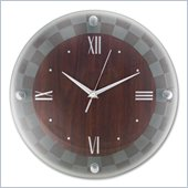 Artistic Round Wall Clock