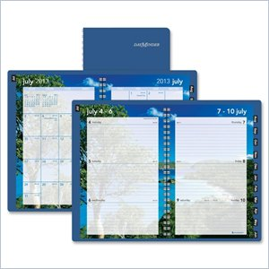 At-A-Glance Professional Tropical Escape Planner