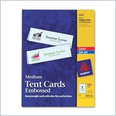 Avery Laser & Ink Jet Tent Cards
