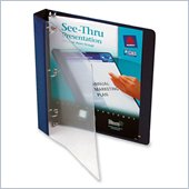 Avery See-Thru Presentation View Binder