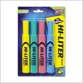 Avery Hi-Liter Desk Style Highlighters