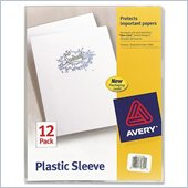 Avery Plastic Sleeve