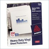 Avery Top Load Vinyl Sheet Protector