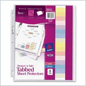 Avery Protect 'n Tab Top Loading Sheet Protector