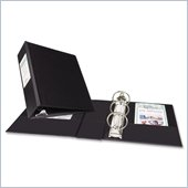 Avery Round Ring Binder With Label Holder