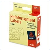 Avery Reinforcement Label