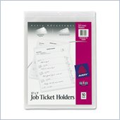 Avery Job Ticket Holder