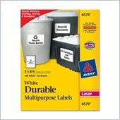 Avery 6579 Permanent Durable I.D. Label