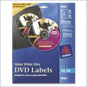 Avery DVD Label