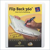 Avery Flip Back Economy Reference View Binder