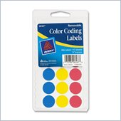 Avery Color Coding Label