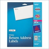 Avery Return Address Label