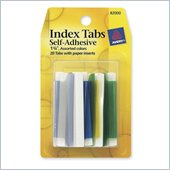 Avery Self-Adhesive Index Tab