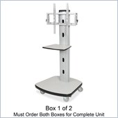 Balt Mobile Plasma/LCD Display Stand