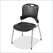 Balt Circulation Armless Stacking Chair