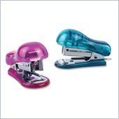 Baumgartens Translucent Plastic Mini Stapler