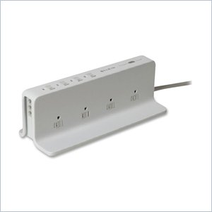 Belkin BZ108200-06 Compact 8-Outlets Surge Suppressor