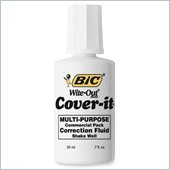 BIC WOC12 Multipurpose Correction Fluid