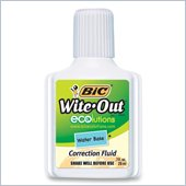 BIC Wite-Out Water-Based Correction Fluid
