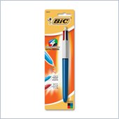 BIC 4-Ink Color Retractable Pen