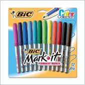 BIC Mark-it Gripster Permanent Marker