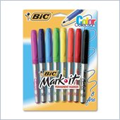 BIC Mark-it Gripster Permanent Markers