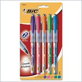BIC Z4+ Bold Rollerball Pen