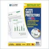 C-line Recycled Sheet Protector