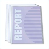 C-line Polypropylene Report Cover