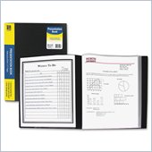 C-line Bound Sheet Protector Presentation Book