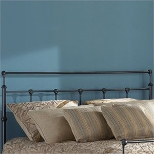 Fashion Bed Winslow Spindle Headboard in Mahogany