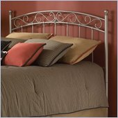 Fashion Bed Group Ellsworth Metal Headboard in Light Bronze Finish