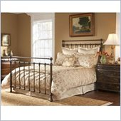 Fashion Bed Group Langley Metal Bed in Copper Penny Finish