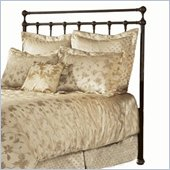 Fashion Bed Group Langley Metal Headboard in Copper Penny Finish