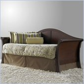 Fashion Bed Group Stratford Wood Daybed in Deep Mahogany Finish 