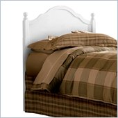 Fashion Bed Group Richmond White Wood Headboard