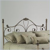 Fashion Bed Group Aynsley Majestique Metal Headboard