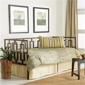 Fashion Bed Group Miami Daybed in Coffee Finish 