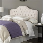 Fashion Bed Martinique Headboard in Ivory
