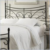 Fashion Bed Bergen Headboard in Matte Black